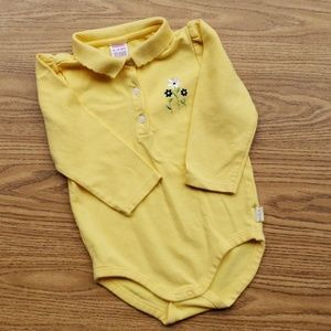 Other - Gymboree Yellow top